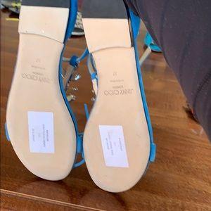Jimmy Choo Shoes - Brand new jimmy Choo flat sandals